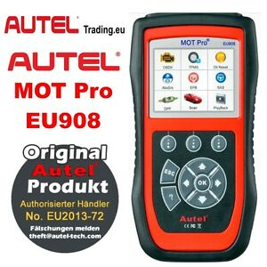 autel eu908 mot pro obd2 can kfz diagnoseger t epb dpf. Black Bedroom Furniture Sets. Home Design Ideas
