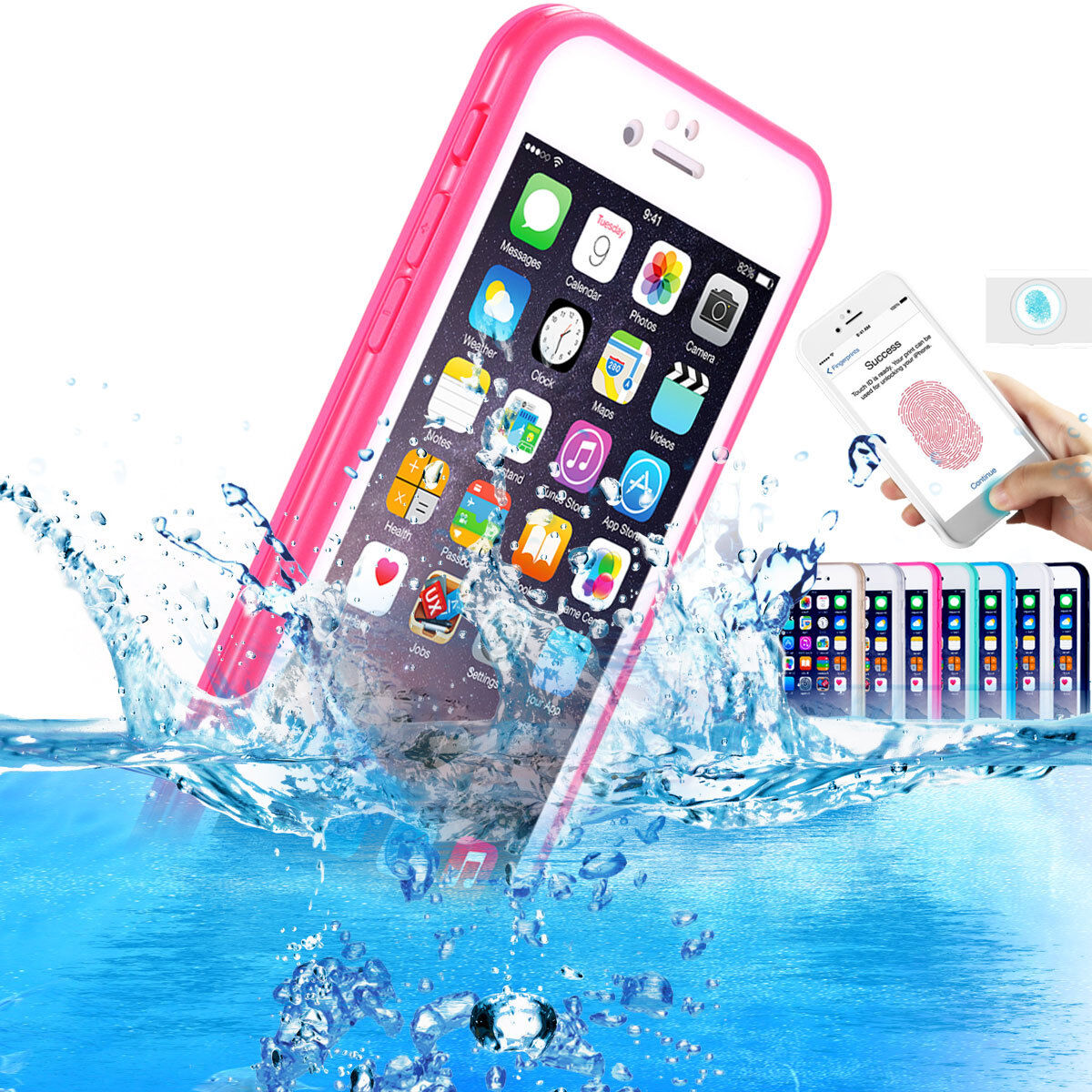 fr-iphone-6s-6-se-x-7-8-plus-case-ultra-thin-waterproof-silicone-full-body-cover