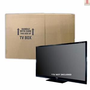 TV Moving Box Fits up to 32