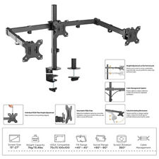 """Boost DM-EX30 Height Adjustable Triple Arm Monitor Mount for Screens 13"""" - 27"""""""