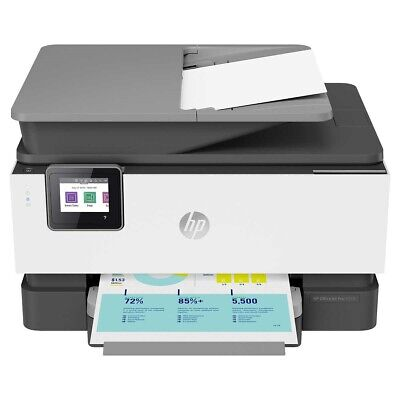 HP Officejet Pro 9018 All-in-One Wireless Smart Home Printer - Scan, Fax & Copy