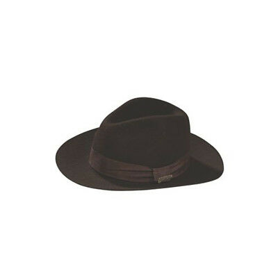 Deluxe Kids Indiana Jones Hat Costume Prop Harrison Ford Indy Movie Halloween](Indie Halloween Costume)