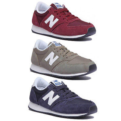 New Balance U420GRB Men Suede Green Trainers 7.5-13 Size UK 6 - 12