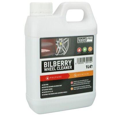 ValetPro Bilberry Wheel Cleaner Felgenreiniger 1000ml,