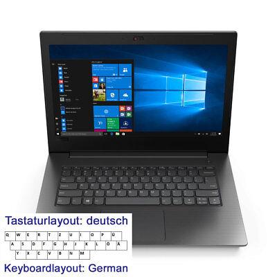Notebook 14 Zoll Lenovo V130 INTEL i5 @3,1GHz 8GB 256GB SSD Full-HD Win10 Laptop