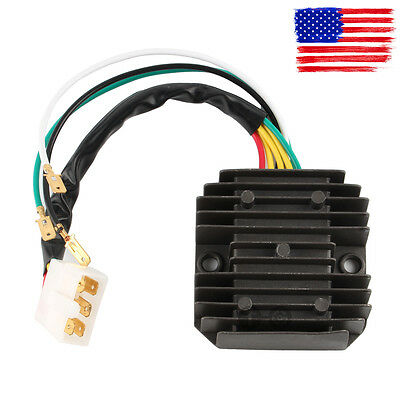 Regulator//Rectifier for Kawasaki KLE650 Versys 2008-2009 Lionparts
