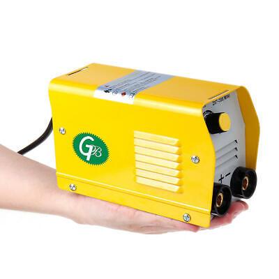 220v 200a Mini Electric Welding Machine Igbt Dc Inverter Arc Mma Stick Welder