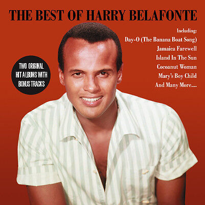 Harry Belafonte Best Of Sings Of The Caribbean   Calypso Essential New 2 Cd