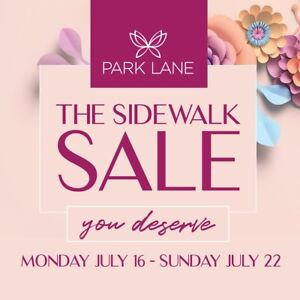SPRING GARDEN ROAD SIDEWALK SALE