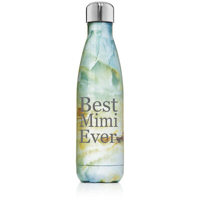 17 oz. Double Wall Insulated Stainless Steel Water Bottle Best Mimi