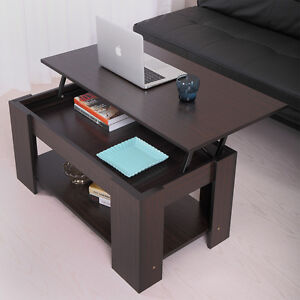 Lift Top Coffee Table eBay