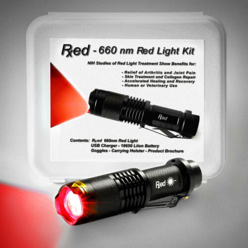 Red Light Therapy - Max Upgrade Kit - Arthritis, Joint, Nerve Pain , Skin Care