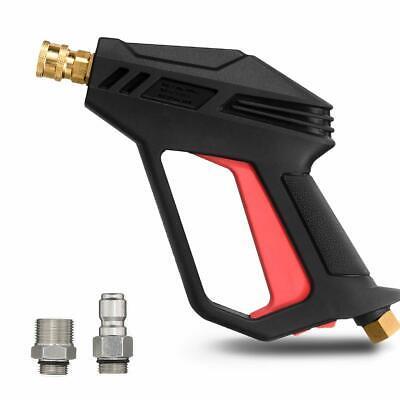 Matcc Pressure Washer Gun 4000 Psi 2020 Upgrade Version Car Power With M22-14 Mm