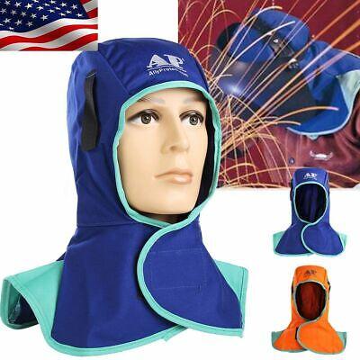Flame Retardant Welding Head Neck Protective Hood Welder Head Cap Safety Hat