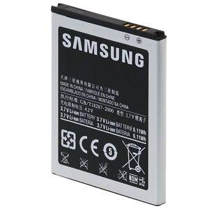 New Samsung Galaxy S II S2 S 2 gt-i9100 GB/T18287-200 Cell Phone Battery 1650 mA | eBay