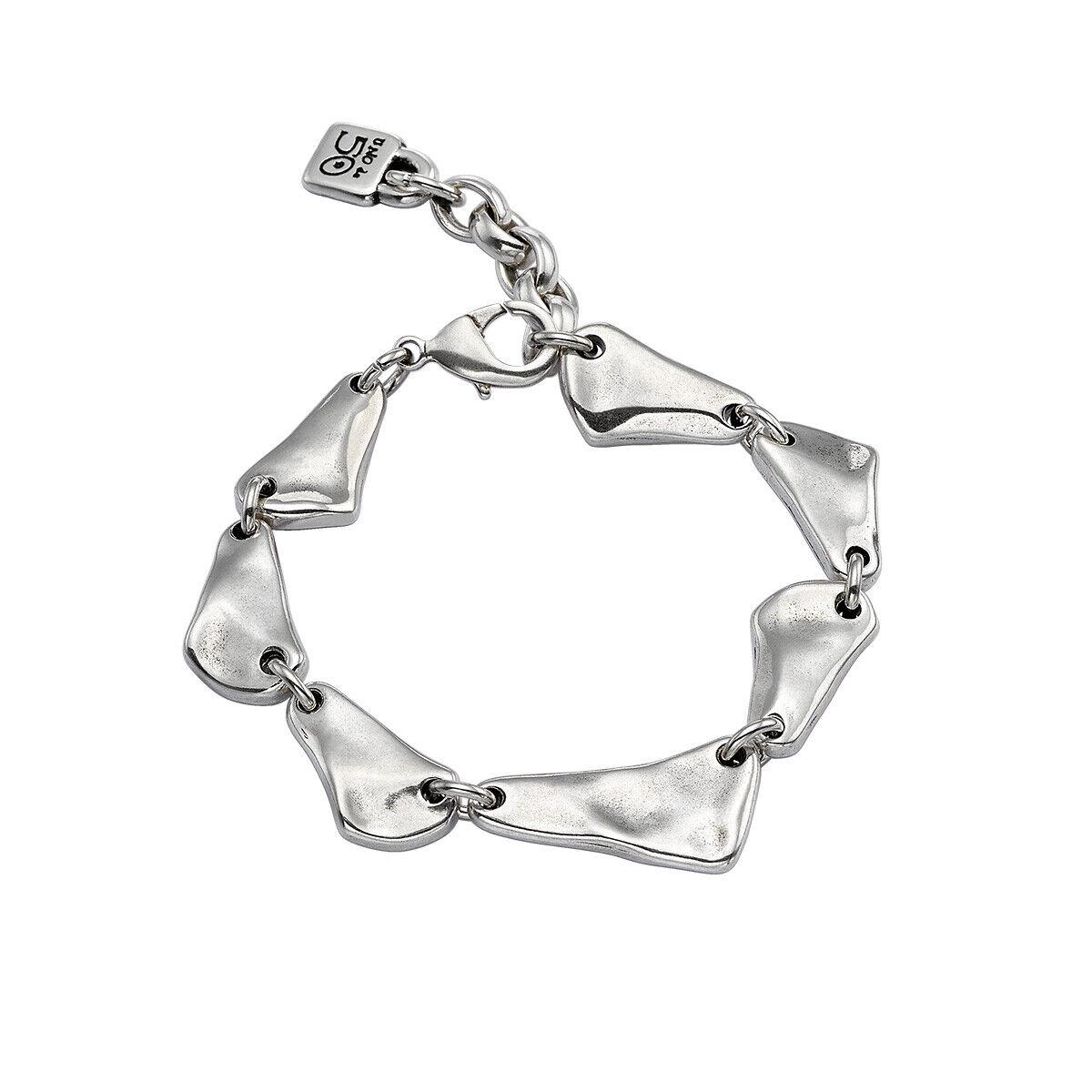 be sharp silver plated bracelet