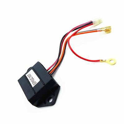 Fit for 1991-2002 EZGO Golf Cart 4 Cycle Gas Models 12V CDI Ignitor 72562-G01