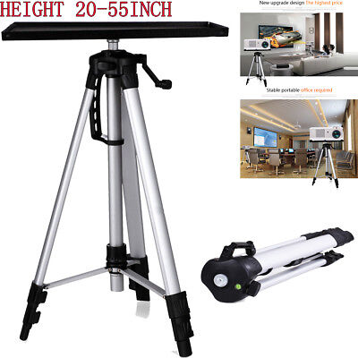 Professional Projector Laptop Video Tripod Mount Holder Stand Adjustable Family
