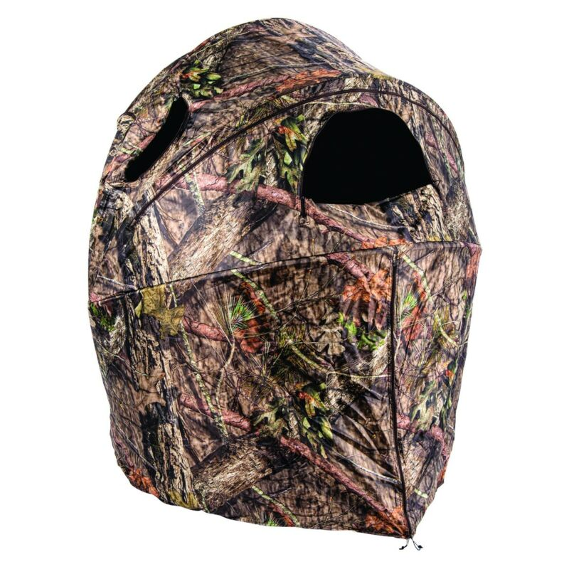 Ameristep Two Person Chair Blind Mossy Oak
