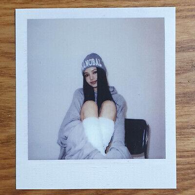 Lisa Official Polaroid Photocard LALISA First Single Album Blackpink Genuine