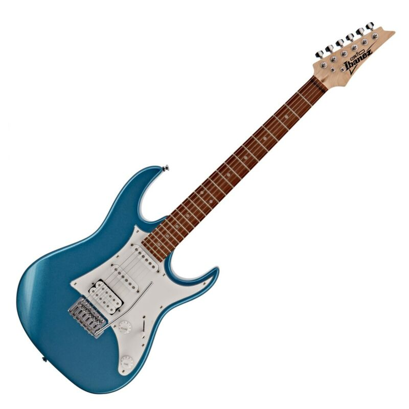 Ibanez GRX40-MLB Gio Series Electric Guitar, Metallic Light Blue