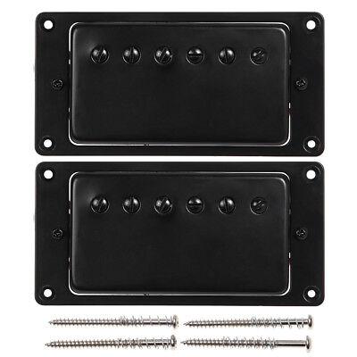 Guitarra Eléctrica Humbucker Camionetas Set para Guitarra Partes Negro
