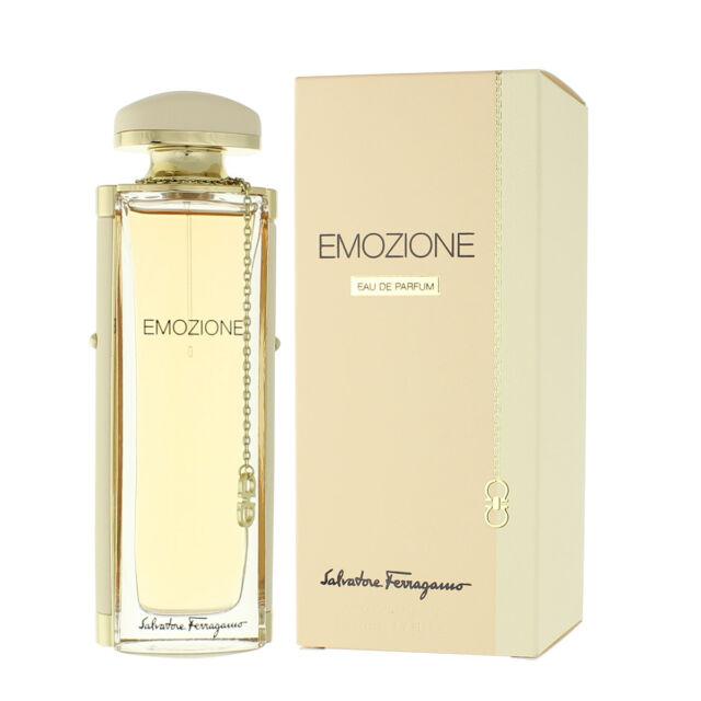 Salvatore Ferragamo Emozione Eau De Parfum 50 ml (Woman)