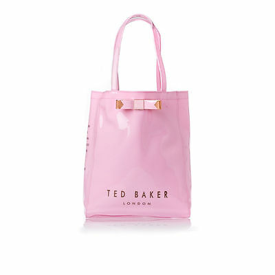 BRAND NEW Ted Baker LONDON LARGE Pink TOTE Shopper Bag