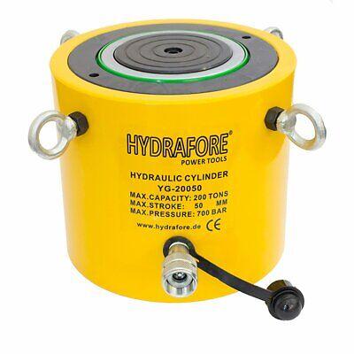 Hydraulic Single Acting Cylinder 200tons 2 Yg-20050