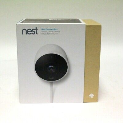Nest Cam Outdoor NC2100ES Outdoor Security Camera (GO1040746)