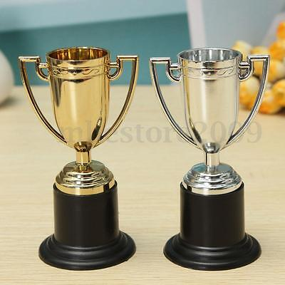 Mini Trophy Basketball Game Match Champion Cup Prize Award Kids Party Bag - Mini Trophy