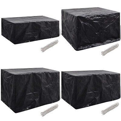 Garden Furniture - Waterproof Garden Furniture Cover Patio Chair Table Bench Shelter Multi Sizes