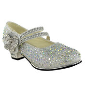 Low Heel Bridesmaid Shoes