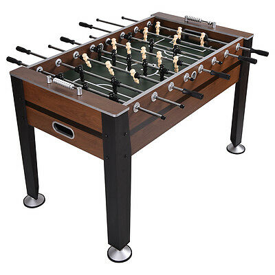 "NEW 54"" Foosball Soccer Table Competition Sized Football Arcade Indoor Game Room"