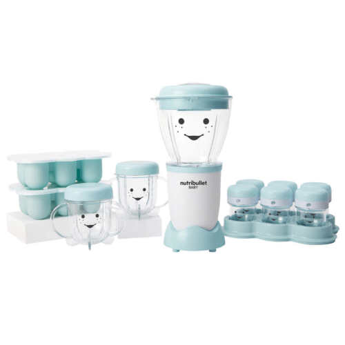 Nutribullet Baby, The Complete Baby Food Prep System, Food Processor Puree Store