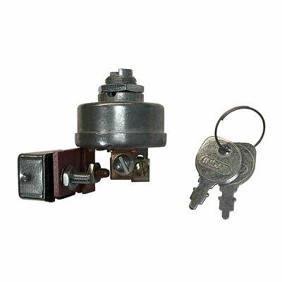 Key Ignition Switch 6060 7010 7020 8550 7580 6070 7080 Ac Allis Chalmers 4488