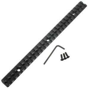 DIY HuntingLong Picatinny Rail Weaver Mount 25 Slots  257X20mm UK Shipping