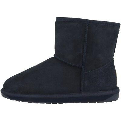 EMU Australia Stinger Mini Women Damen Schuhe Boots Stiefel midnight W10003-E020