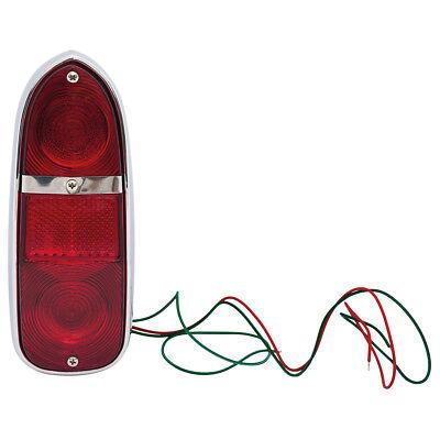 LUCAS L669 TYPE REAR LAMP ALL RED LENS TRIUMPH TR4 4A 5 ASTON MARTIN DB6 2082