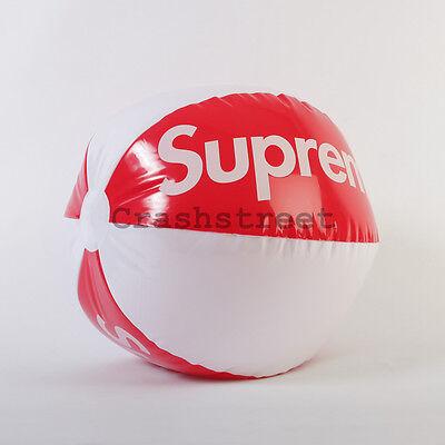 Supreme SS15 Inflatable Beach Ball Box Logo