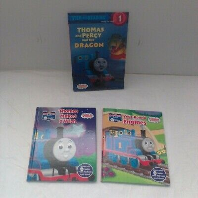 Lot Of 3 Thomas The Train and Friends Books