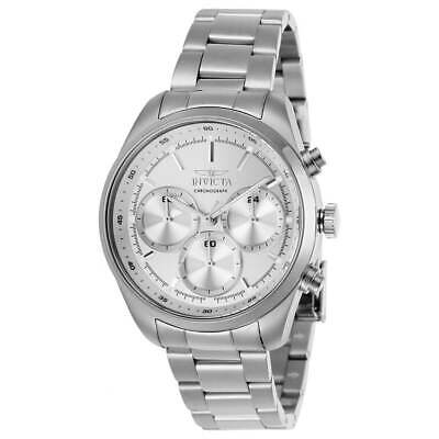 Invicta Women's Watch Specialty Silver Tone Dial Stainless Steel Bracelet 29264