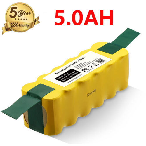5.0Ah Battery For iRobot Roomba 500 600 700 800 595 620 630 650 660 790 780 880