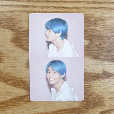 V Taehyung Official Photocard BTS Map Of The Soul : Persona Ver 1 Genuine Kpop