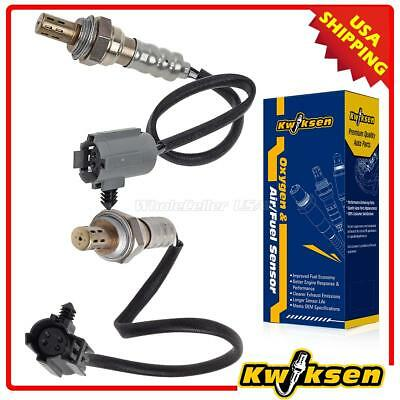 (2xUpstream&Downstream Oxygen O2 Sensor 1&2 For 96 97 98 Jeep Grand Cherokee 5.2L)