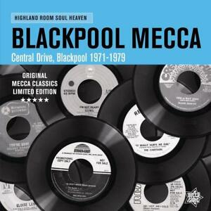 BLACKPOOL MECCA – NORTHERN SOUL CLASSICS LIMITED EDITION VINYL LP  (NEW/SEALED)
