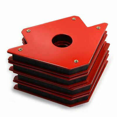 4 Pack Strong Magnetic Welding Arrow Holder 50 Lbs Holding Power - Free Shipping