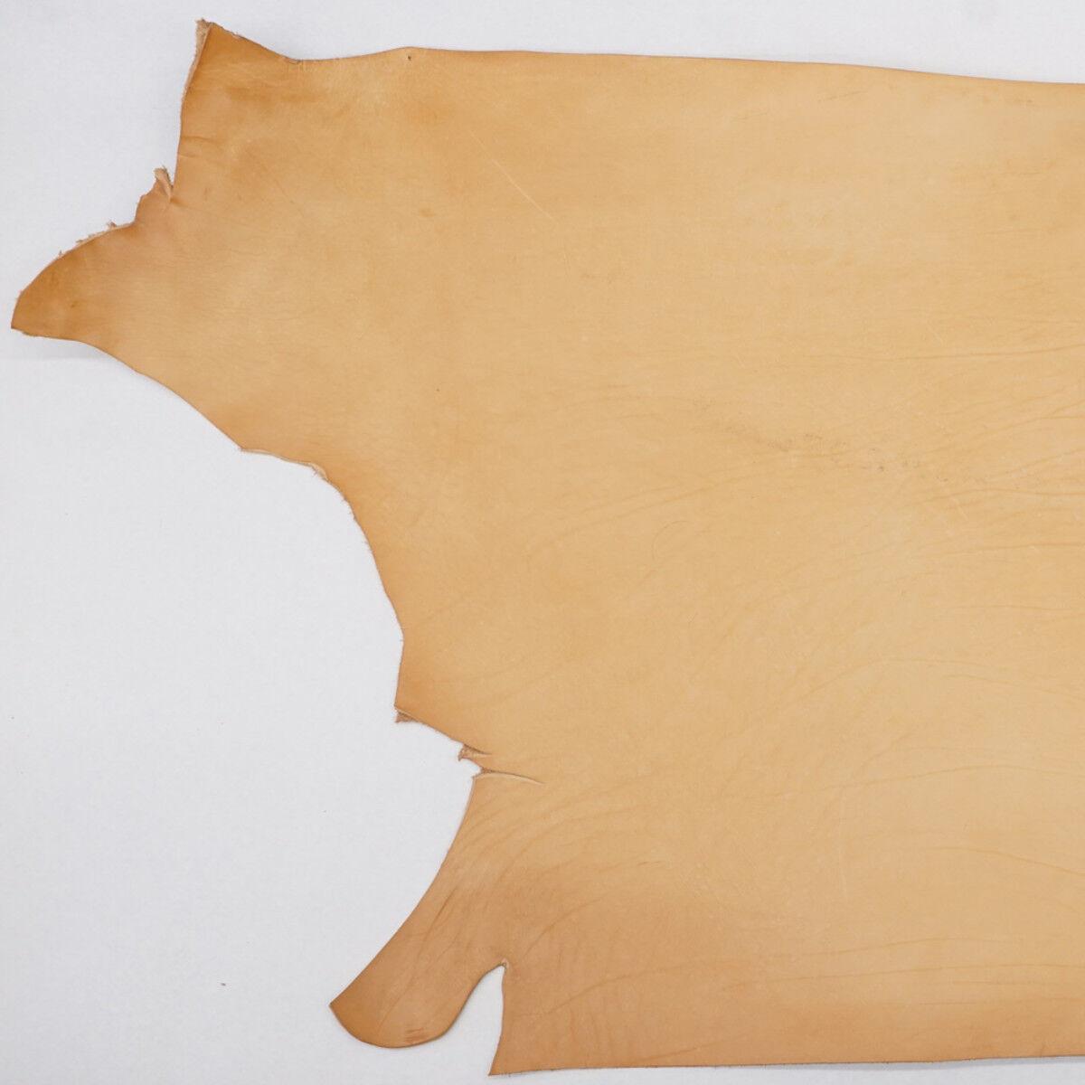 Import Veg Tan Single Cowhide Leather Holster Shoulder 8/9oz