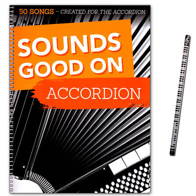 Sounds Good On Accordion - Songbook für  Akkordeon - BOE7902  - 9783865439963