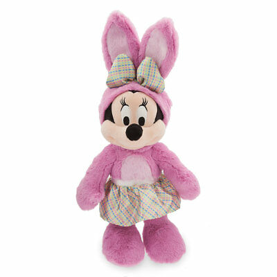 Disney Store Easter Mickey Easter Bunny Plush 2018 14""